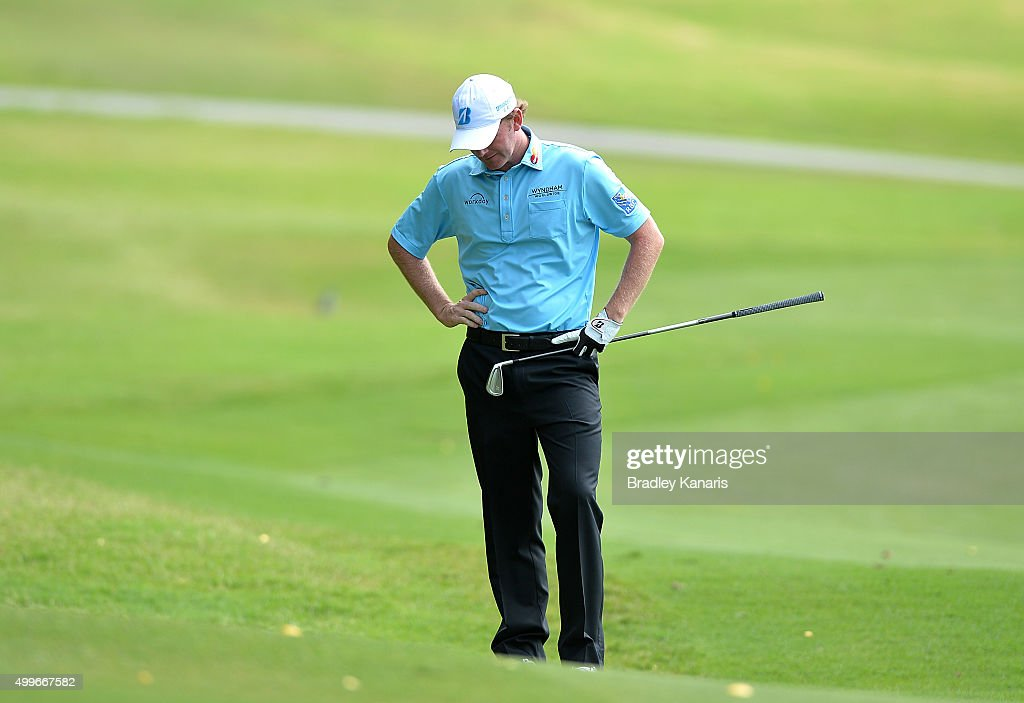 2015 Australian PGA Championship - Day One : News Photo