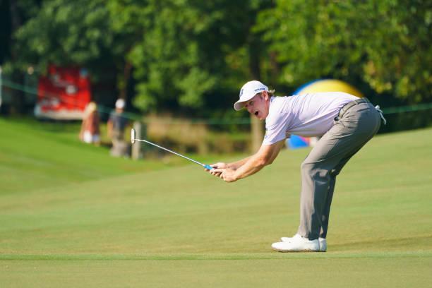 GOLF: AUG 16 PGA - Wyndham Championship - Brandt Snedeker