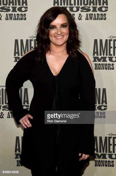 Brandy Clark attends the 2017 Americana Music Association Honors Awards on September 13 2017 in Nashville Tennessee