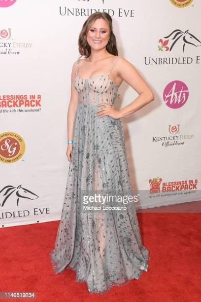 Brandy Neely attends the 145th Kentucky Derby Unbridled Eve Gala at The Galt House Hotel Suites Grand Ballroom on May 03 2019 in Louisville Kentucky