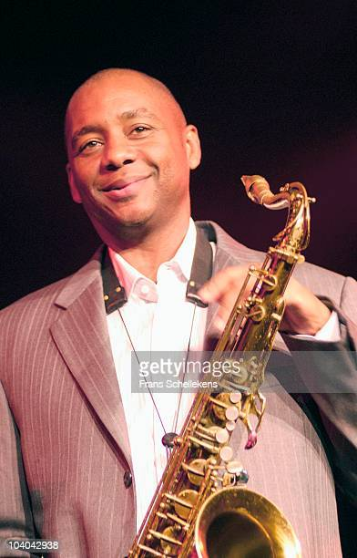 Branford Marsalis performs on stage at North Sea Jazz Festival In Ahoy on July 15 2006 in Rotterdam, Netherlands.