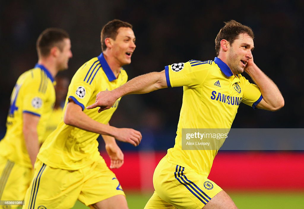 Paris Saint-Germain v Chelsea - UEFA Champions League Round of 16 : News Photo