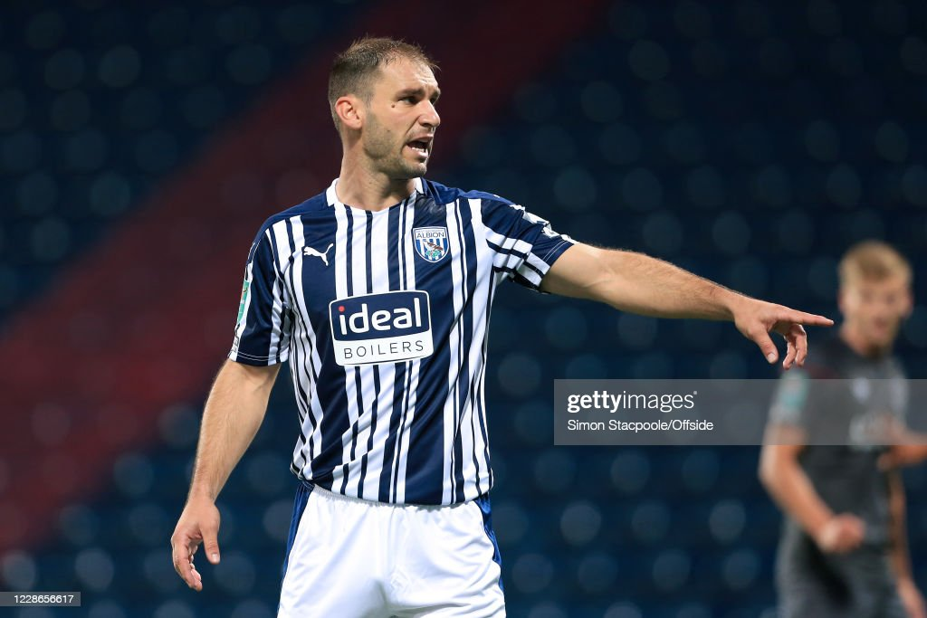 West Bromwich Albion v Brentford - Carabao Cup Third Round : News Photo