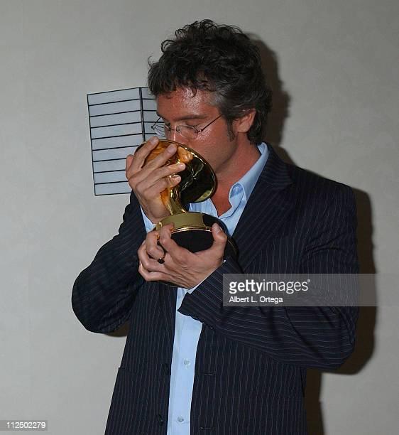 Brannon Braga winner for The Special Recognition Award for 'Star Trek' television series