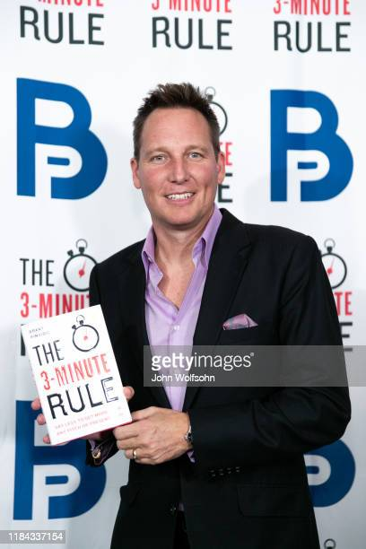Brant Pinvidic attends red carpet event featuring business influencers celebrities and leading network executives gather to celebrate his most recent...