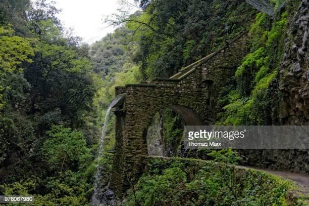 brasa canyon viadukt - brasa stockfoto's en -beelden