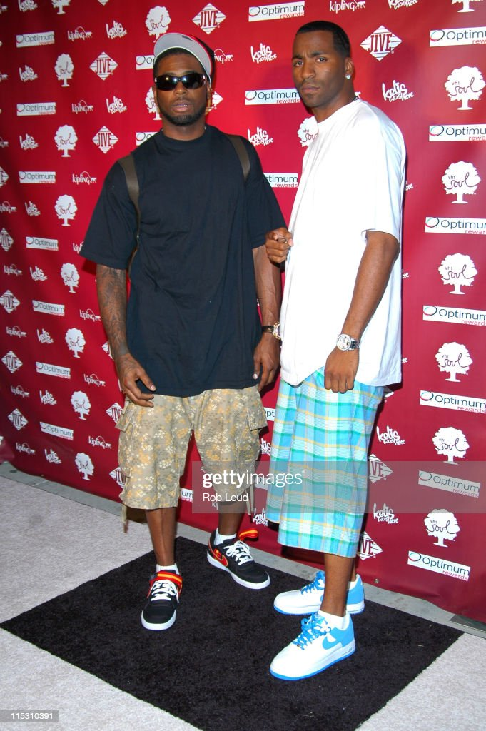 Brasco and MeMpHiTz during Kelis and VH1 Soul Present: The Summer of Soul Party at Crobar in New York City, New York, United States.