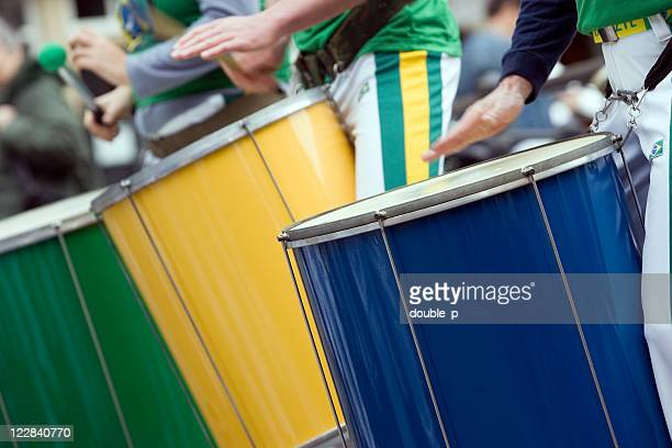brasil band close up - percussion instrument stock pictures, royalty-free photos & images