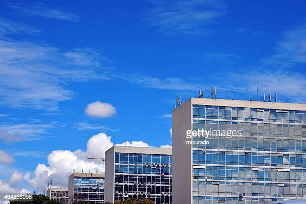 Brasilia, Brasil: Edificios gubernamentales