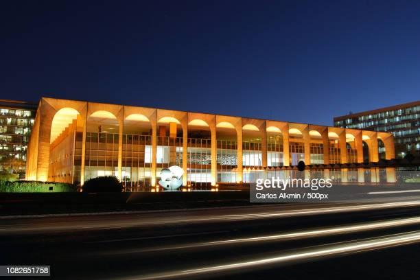 Brasilia - Brazil - Itamaraty Palace