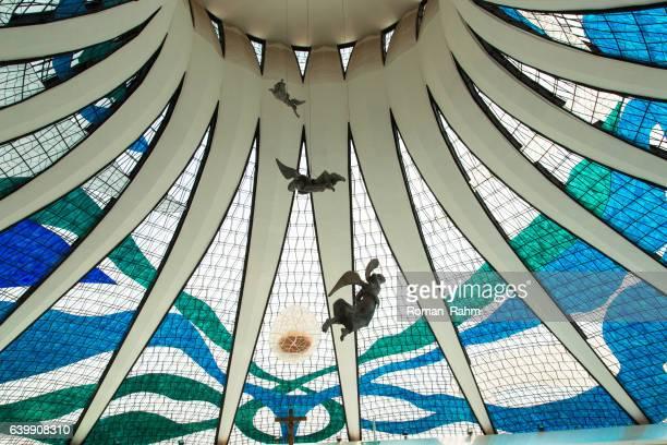 Brasilia Cathedral, Brazil