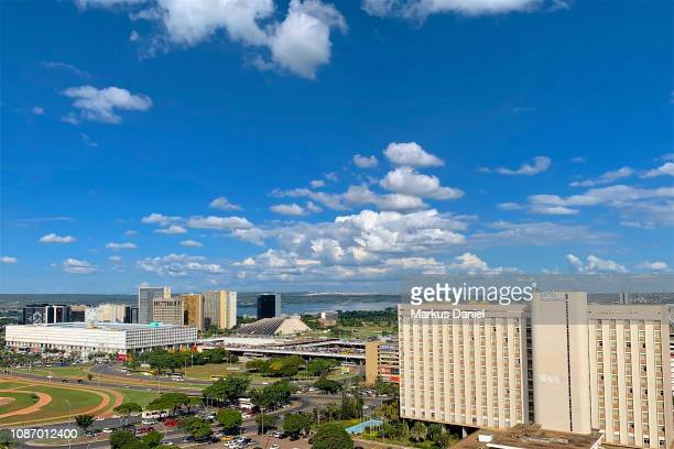Brasilia City Skyline Urban Paromana