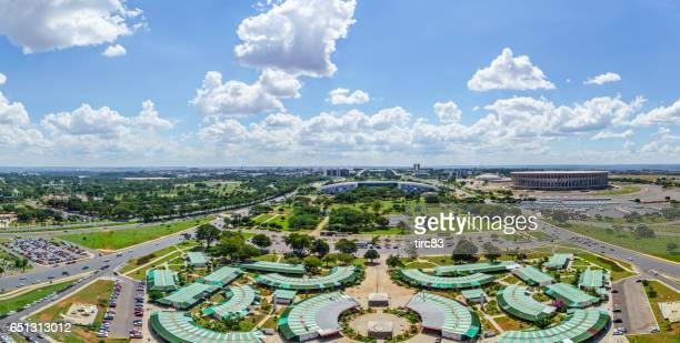 Paisaje urbano de Brasilia
