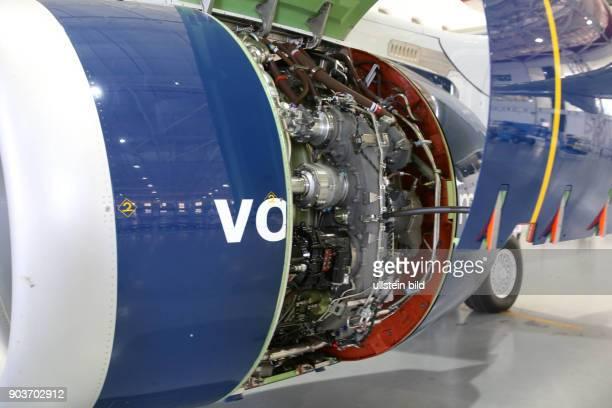 Brasilien Bundesratspraesident Stephan Weil zu Besuch in Brasilien Sao Paulo Sao Jose dos Campos Headquater des Flugzeughersteller Embraer