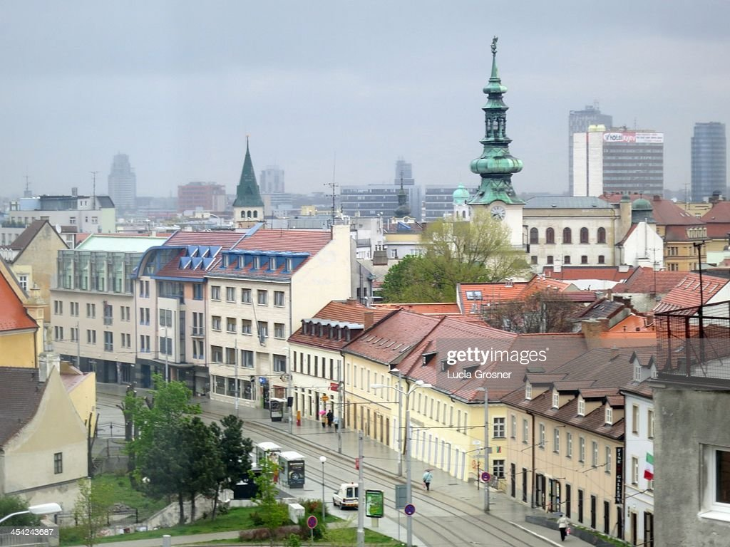 Bratislava, Slovakia : Stock Photo