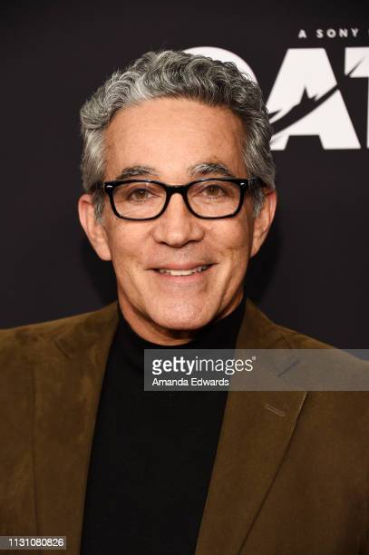 Braulio Castillo arrives at Sony Crackle's 'The Oath' Season 2 exclusive screening event at Paloma on February 20 2019 in Los Angeles California