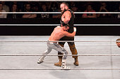 cologne germany braun strowman competes ring