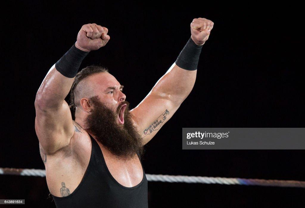 WWE Live 2017 : News Photo