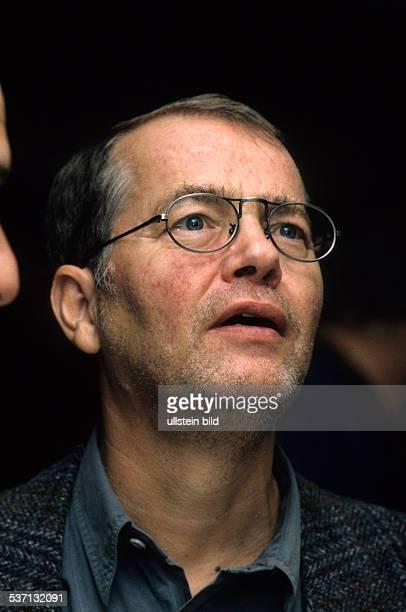 Braun Volker * Schriftsteller Dramatiker D Portrait 1995