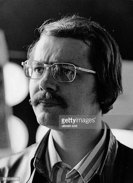 Braun Volker *Schriftsteller Dramatiker D Portrait 1973
