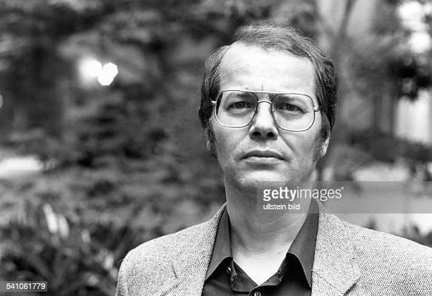 Braun Volker *Schriftsteller Dramatiker D Portrait 1985