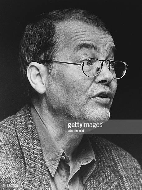Braun Volker *Schriftsteller Dramatiker D Portrait 1995