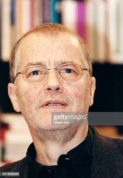 Braun Volker *Schriftsteller Dramatiker D Portrait 1999