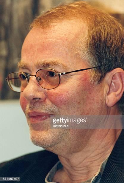 Braun Volker *Schriftsteller Dramatiker D Portrait 2002