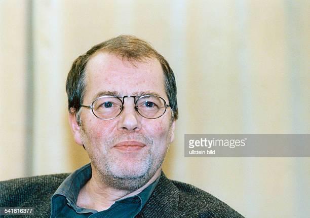 Braun Volker *Schriftsteller Dramatiker D Portrait