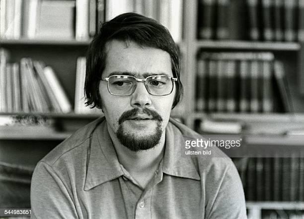 Braun Volker Writer GDR