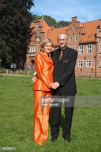 Braut Heike Götz Bräutigam Detlef Lafrentz Hochzeitsfeier Heike Götz und Detlef Lafrentz Empfang Schloßpark Schloß Bergedorf Hamburg Bergedorf...