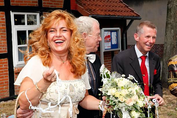 Braut Sabine Endemann Geb Schmidt Kirchner Brautigam Gernot