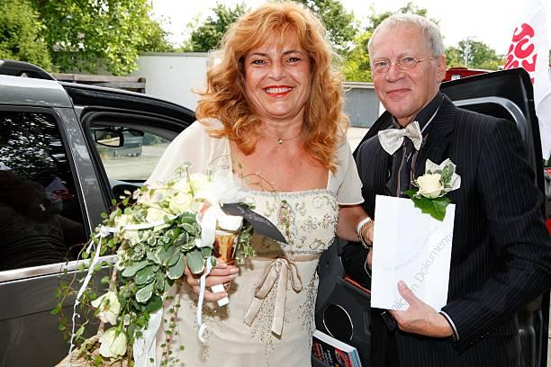 Braut Sabine Endemann Geb Schmidt Kirchner Und Brautigam Gernot