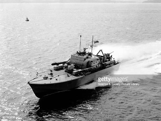 �Brave� class motor torpedo boat