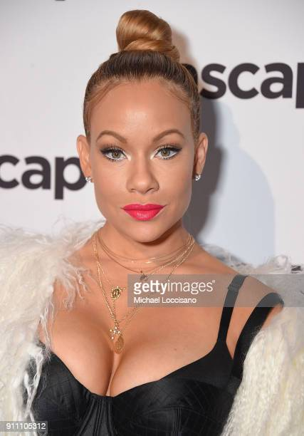 Brave Williams attends the 2018 ASCAP Grammy Nominees Reception at the The Top of The Standard in The Standard Hotel on January 27 2018 in New York...
