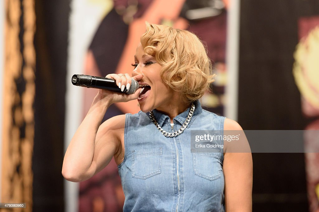 Music Choice Visits Summer Music Program At New Orleans High School With NOSACONN : News Photo