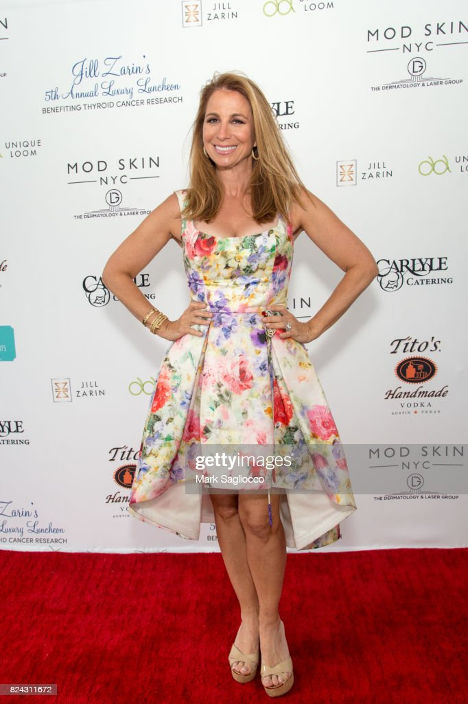 Jill Zarin's 5th Annual Luxury Luncheon