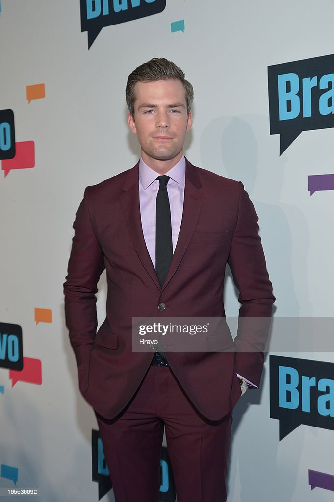 EVENTS -- 'Bravo Upfront 2013, Wednesday April 3rd at Stage 37 in New York City' -- Pictured: Ryan Serhant --