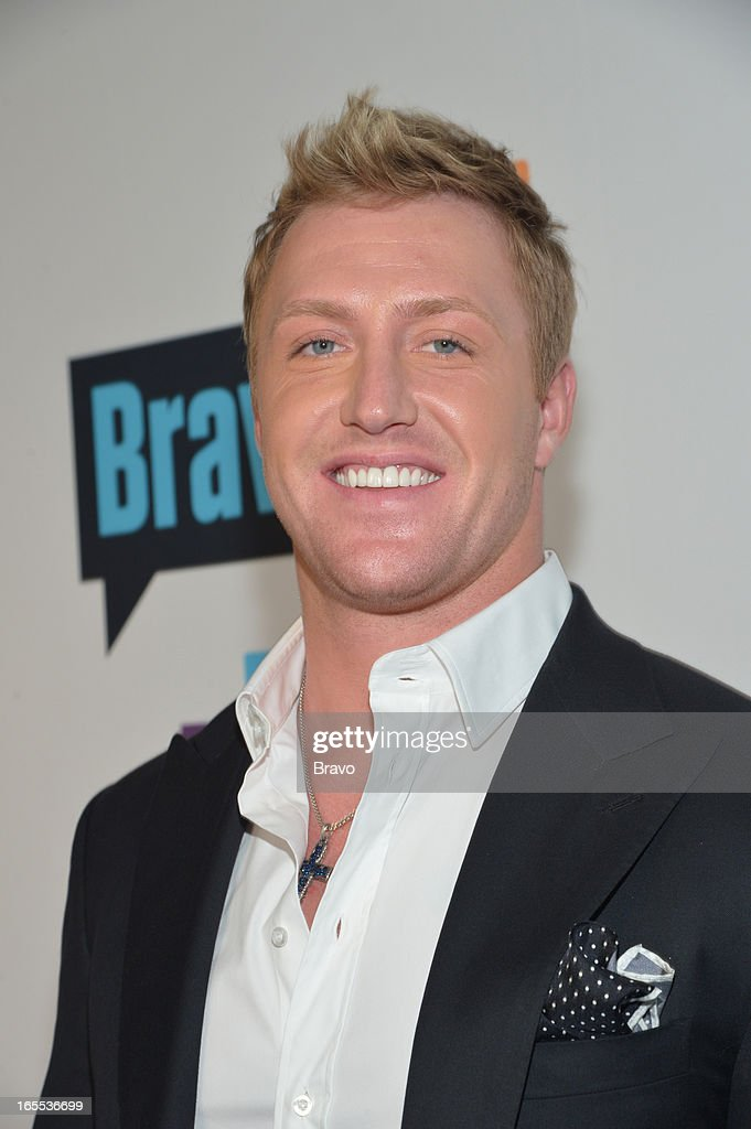 EVENTS -- 'Bravo Upfront 2013, Wednesday April 3rd at Stage 37 in New York City' -- Pictured: Kroy Biermann --