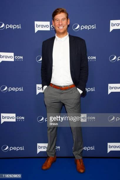 "BravoCon Press Room in New York City on Friday, November 15, 2019"" -- Pictured: Austen Kroll --"
