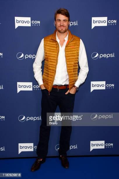 "BravoCon Press Room in New York City on Friday, November 15, 2019"" -- Pictured: Shep Rose --"