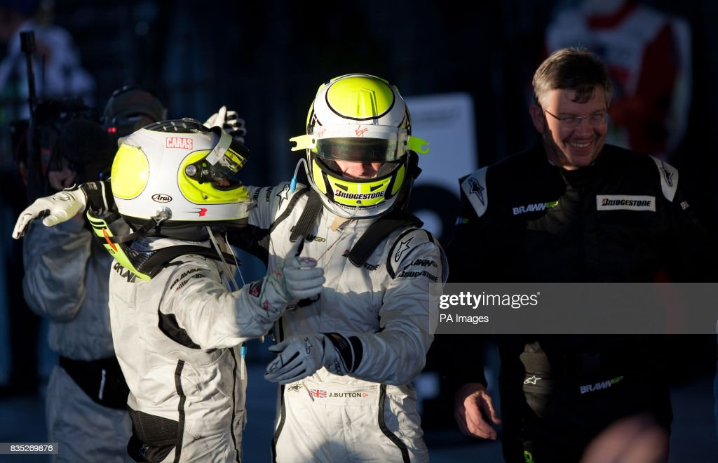 Formula One Motor Racing - Australian Grand Prix - Race - Albert Park - Melbourne : News Photo