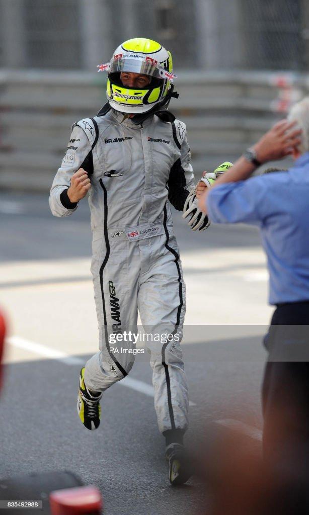 Formula One Motor Racing - Monaco Grand Prix - Circuit de Monaco : News Photo