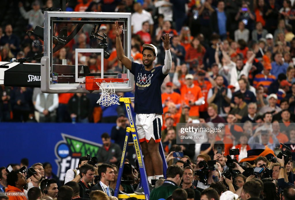 NCAA Men's Final Four - National Championship - Texas Tech v Virginia : Fotografía de noticias