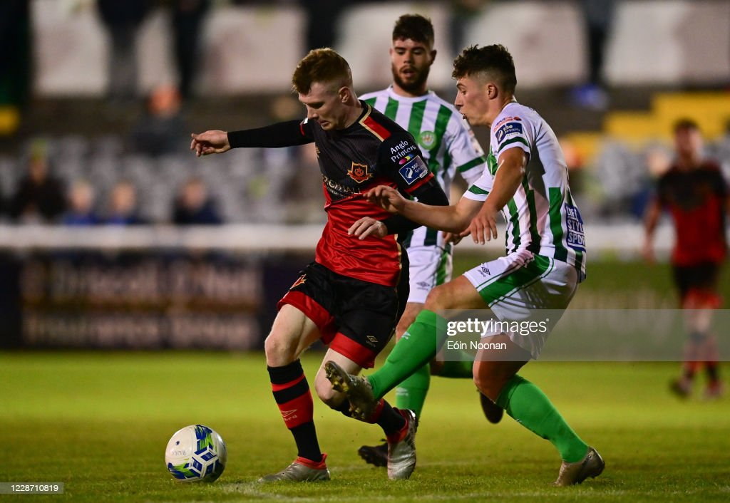 Bray Wanderers v Drogheda United - SSE Airtricity League First Division : News Photo