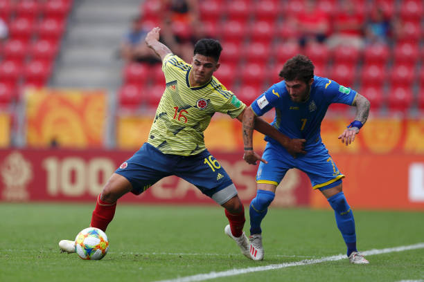 POL: Colombia v Ukraine: Quarter Final - 2019 FIFA U-20 World Cup