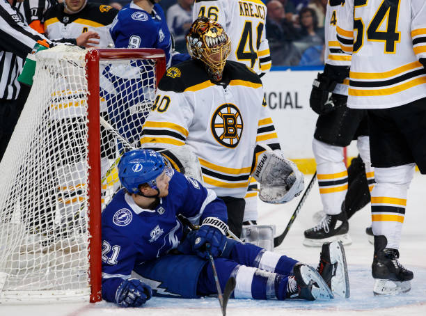 separation shoes 9407b a385e Boston Bruins v Tampa Bay Lightning Photos and Images ...