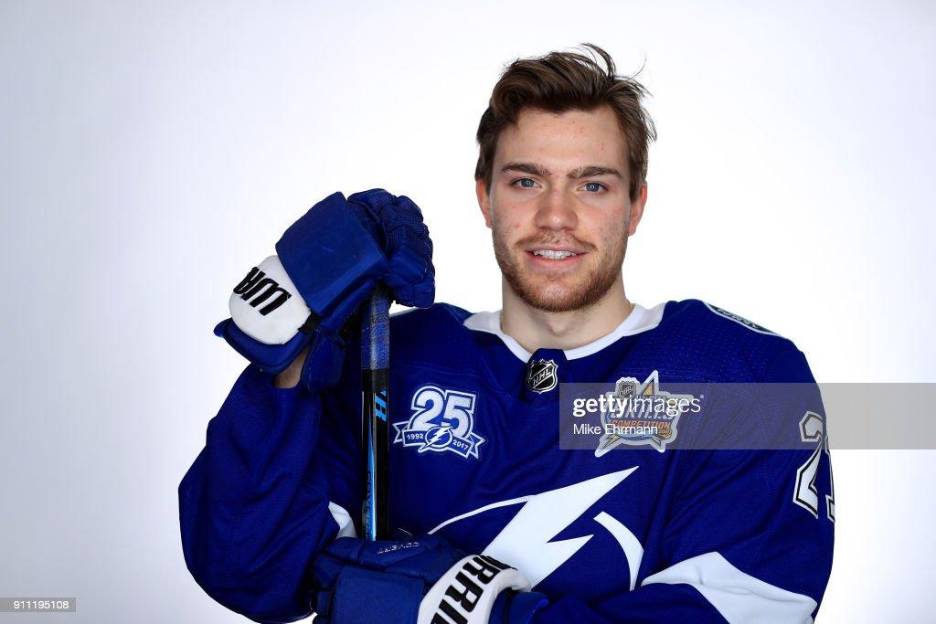 2018 NHL All-Star - Portraits