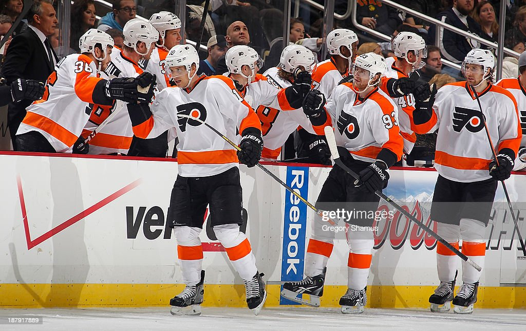 Philadelphia Flyers v Pittsburgh Penguins : News Photo