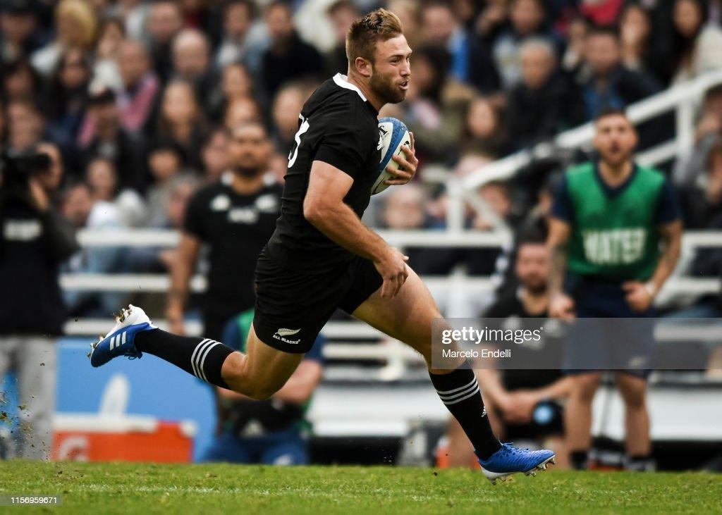 Argentina v New Zealand - 2019 Rugby Championship : News Photo